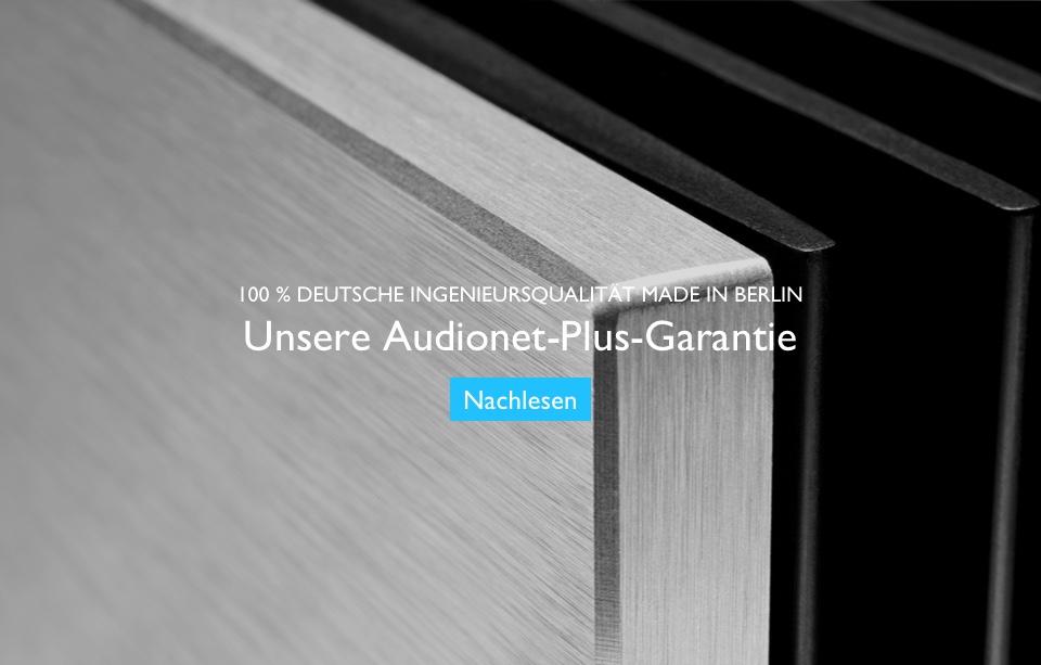 Audionet Garantie
