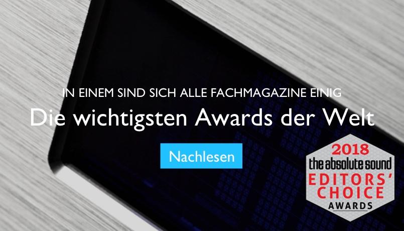 Unsere Auszeichnungen