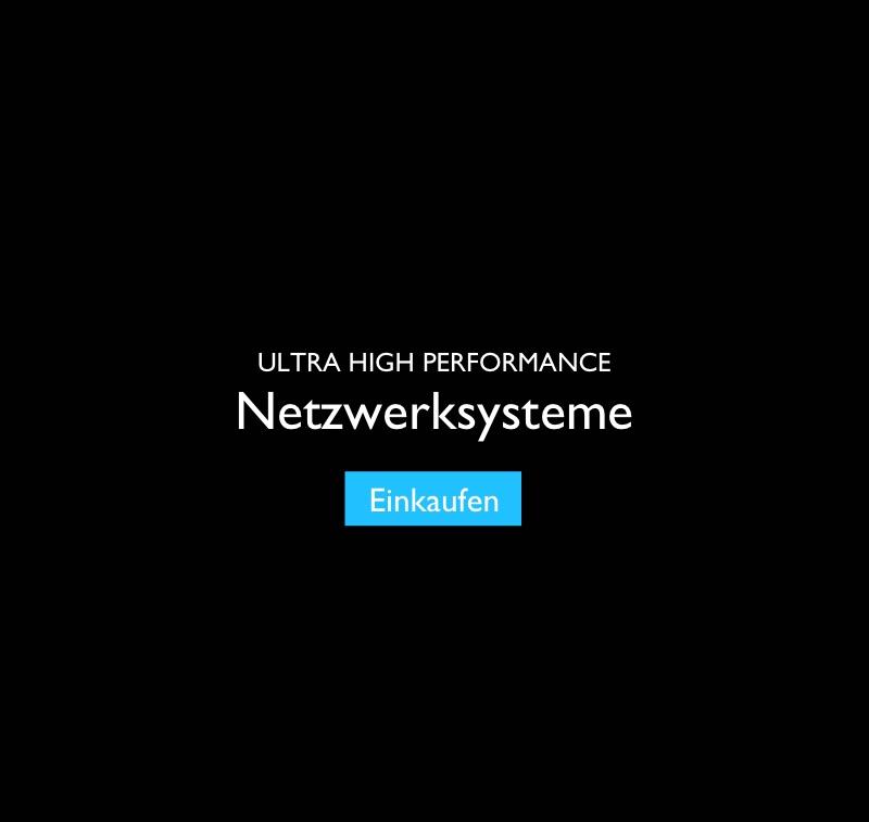 Netzwerksysteme von Audionet