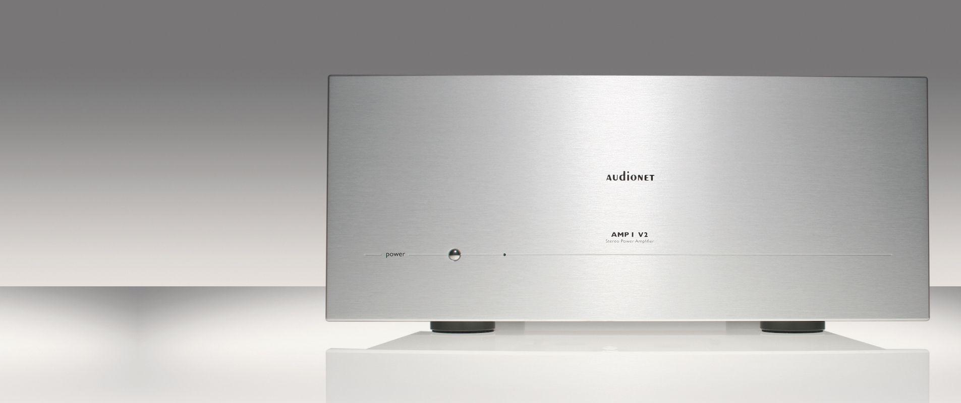 Endverstärker AMP-I-V2 von Audionet