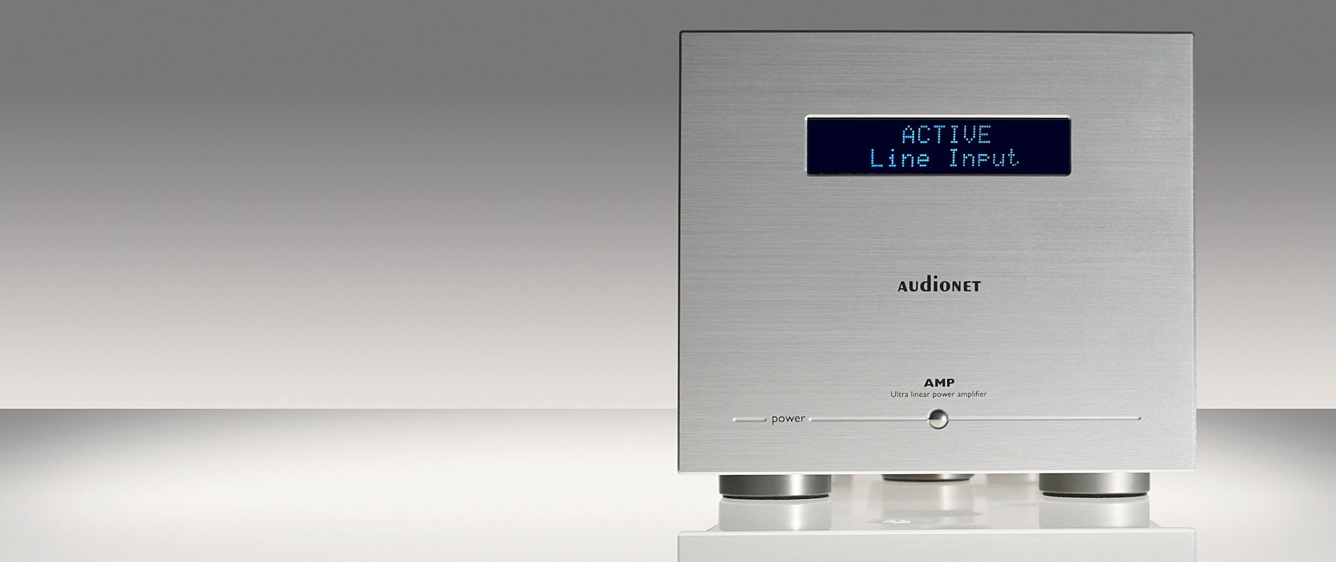 Endverstärker AMP von Audionet