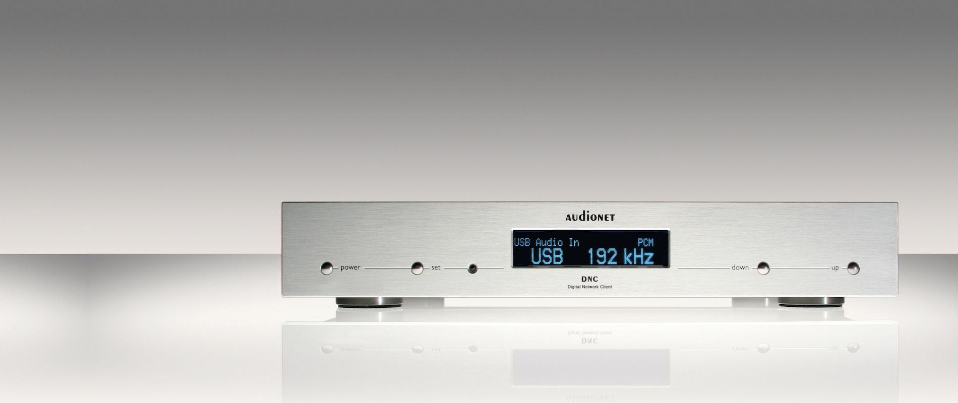 Netzwerksystem DNC von Audionet