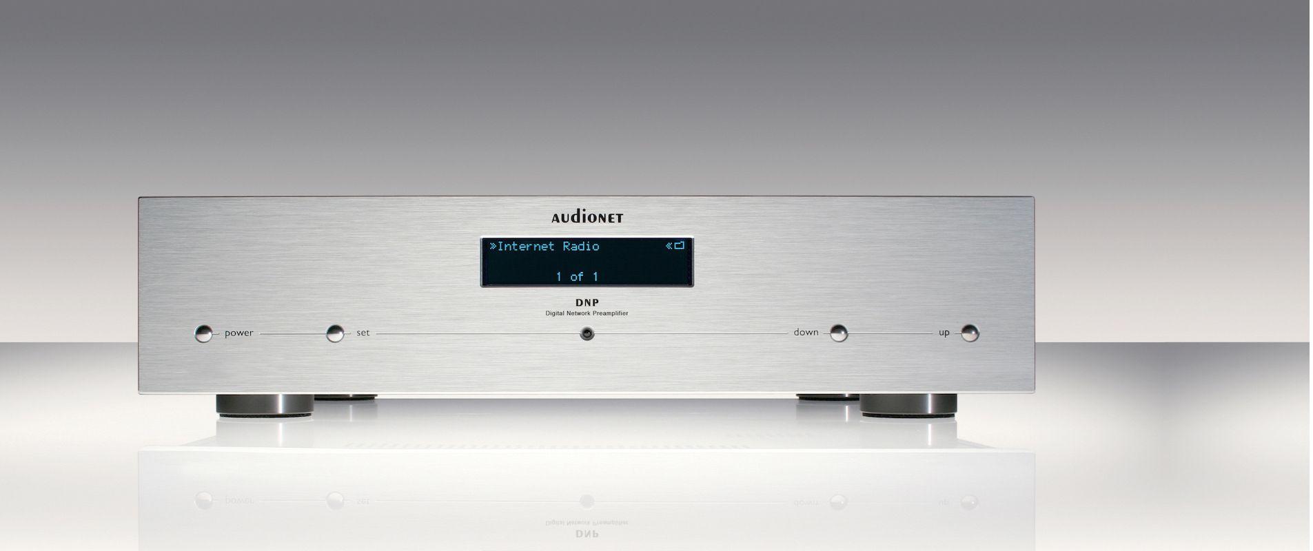 Netzwerksystem DNP von Audionet