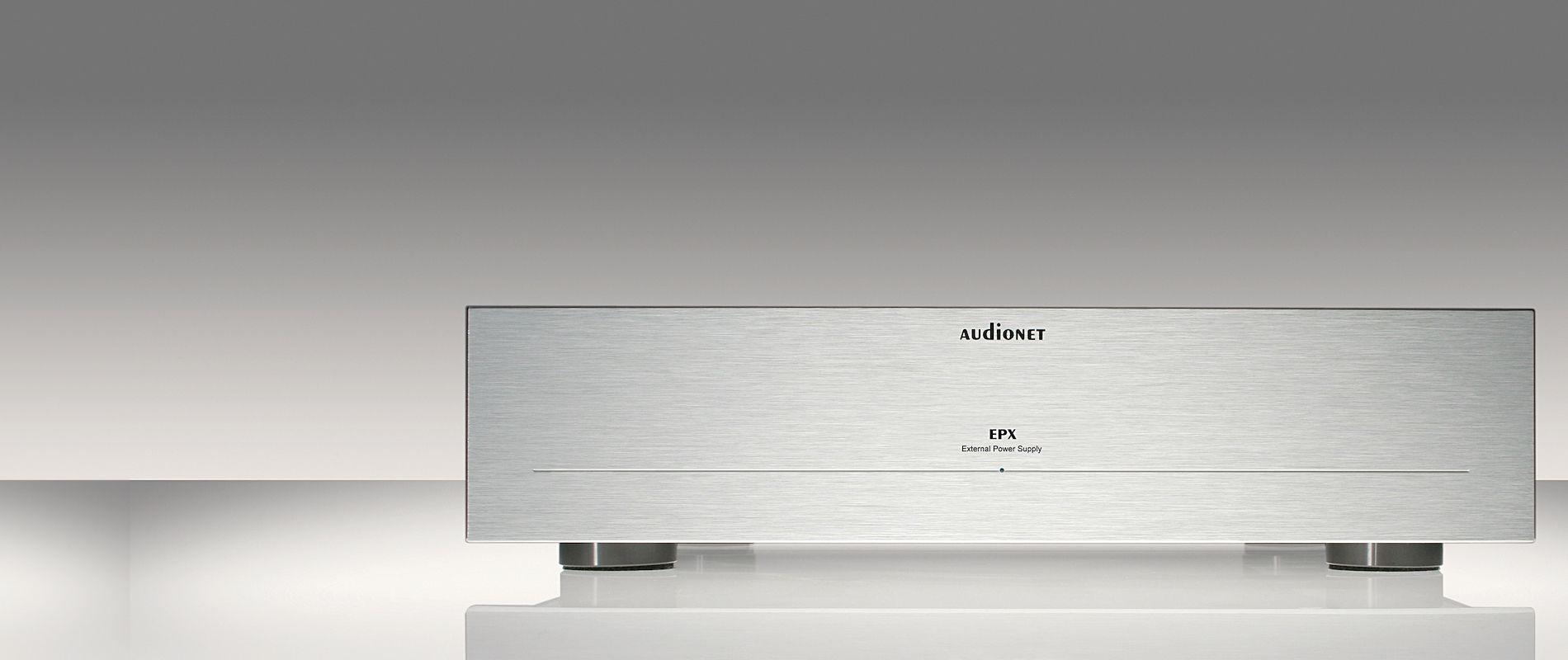 Stromversorgung EPX von Audionet