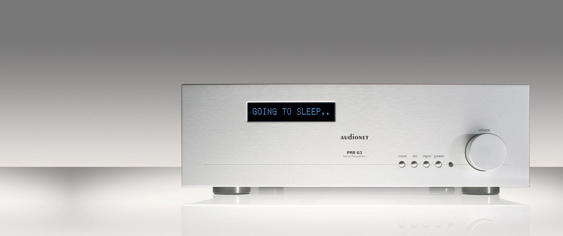 Vorverstärker PRE G2 von Audionet