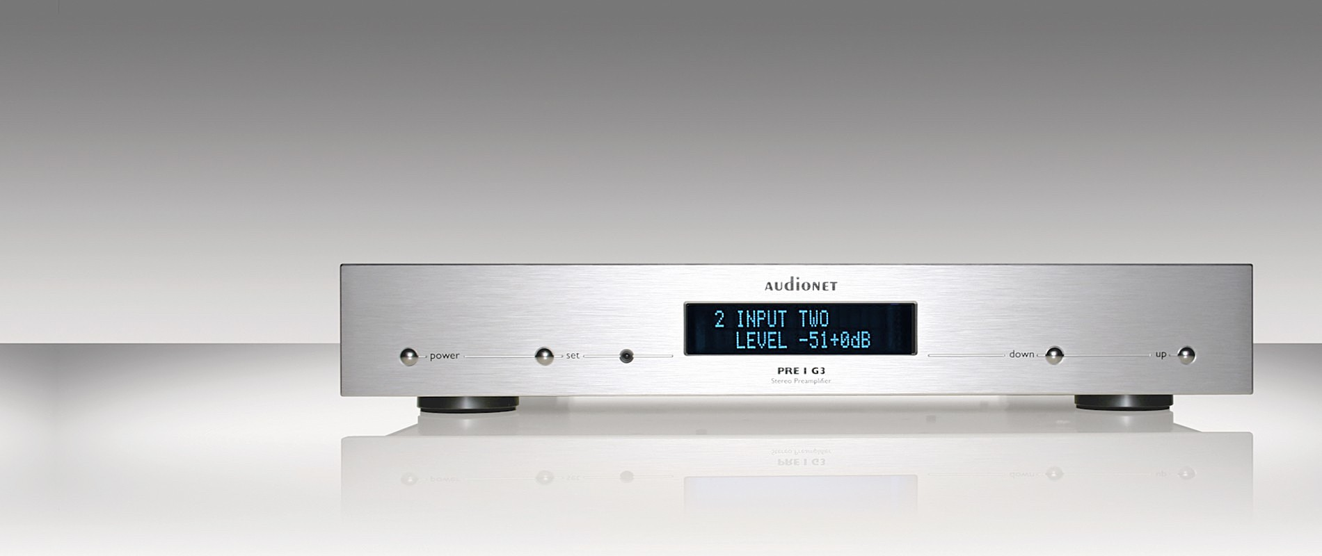 Vorverstärker PRE I G3 von Audionet